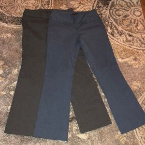 The Limited Work Pants - Lot of 3